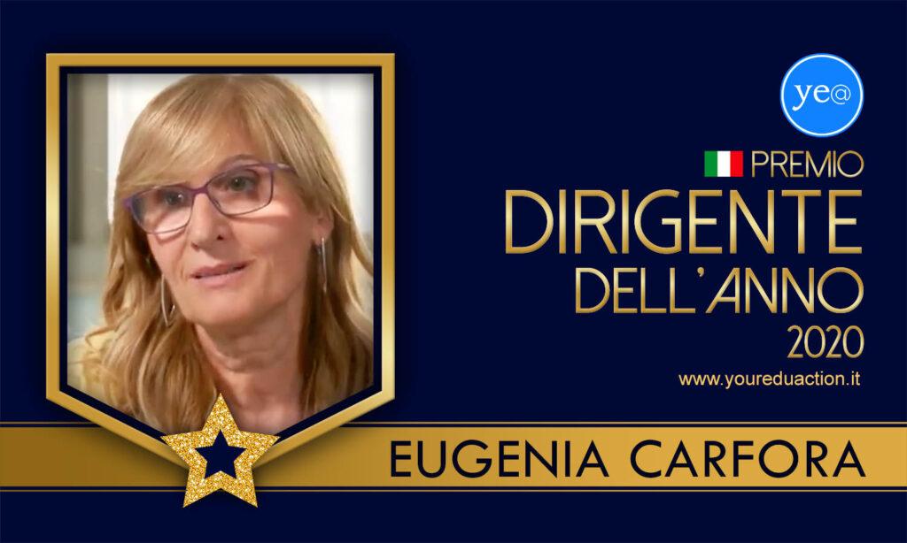 eugenia carfora 2020